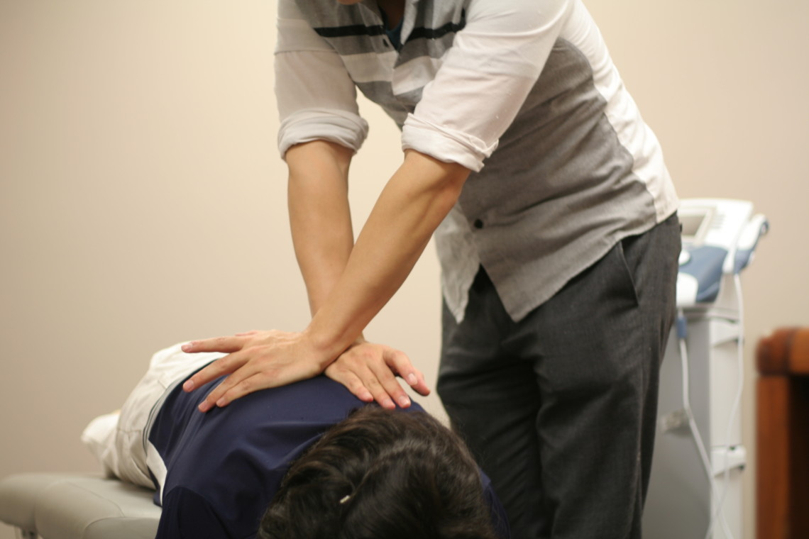 Burnaby Vancouver chiropractor