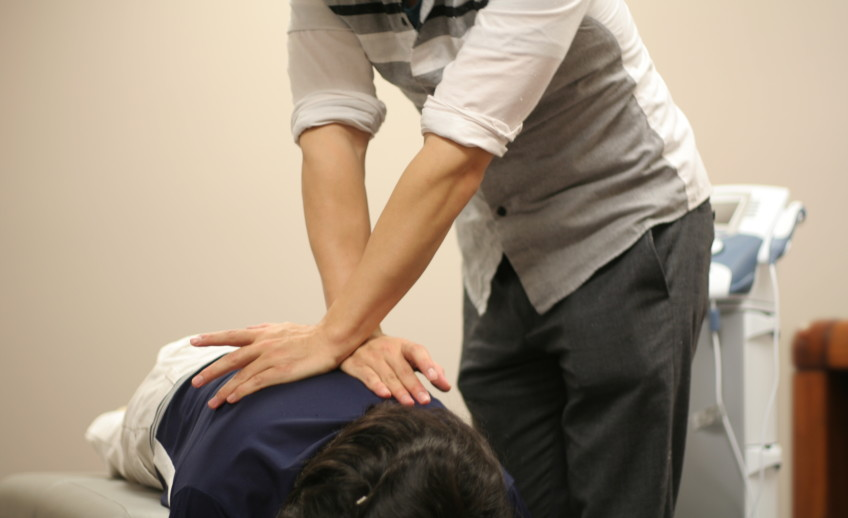 Burnaby Vancouver chiropractor