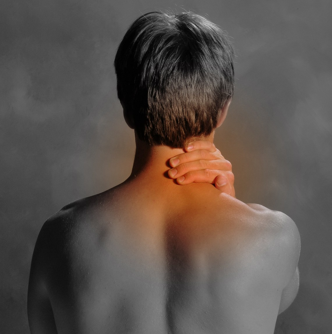 Neck pain management chiropractic service in Burnaby Heights near Boundary road and Hastings Street.