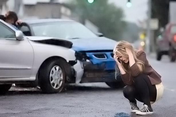 Were you injured during a car accident?